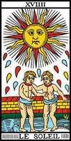XVIIII - Le Soleil