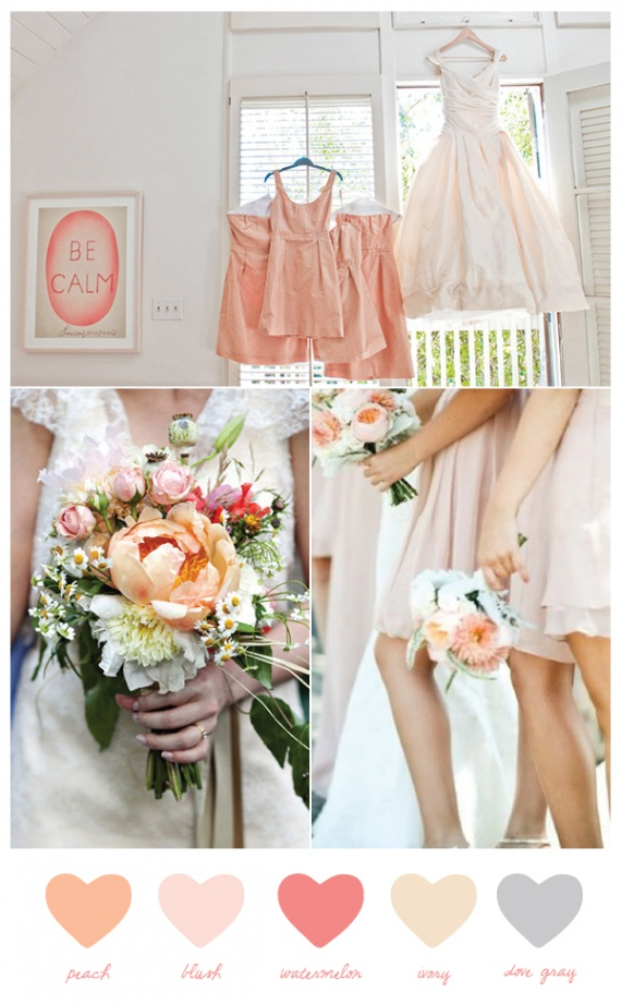 peach-pink-wedding-colors