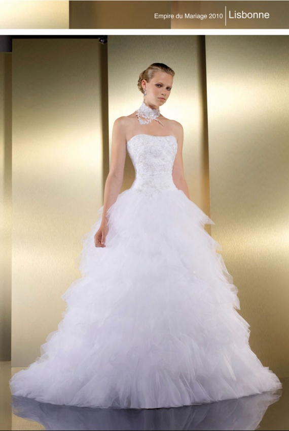 robe mariage a barbes - Boutique Mariage Barbes
