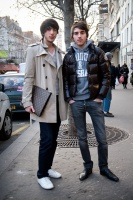 Moncler fashion Paris