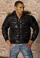 Doudoune Armando uomo noire 01