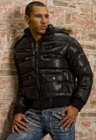 Doudoune Armando uomo noire 02