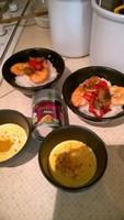 Crevettes-au-curry