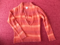 Pull laine Camaieu 2€ T.3 (taille 40)