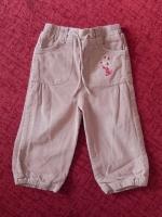 Pantalon velours 2€