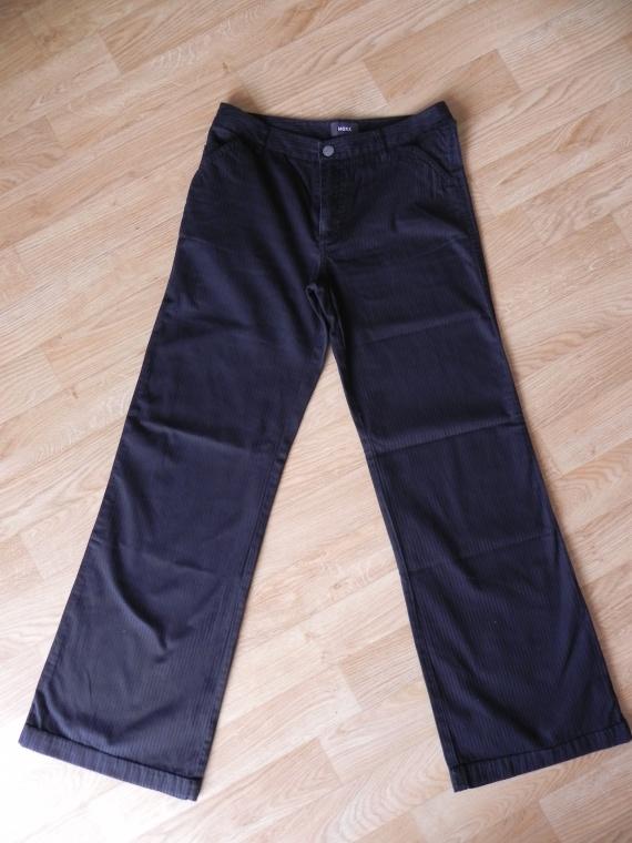 Pantalon noir 36 - 4€
