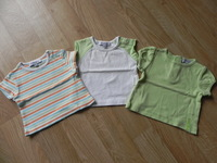 Lot 3 t-shirts 2€