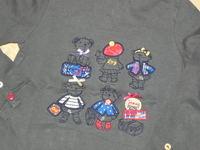 Détail tee-shirt