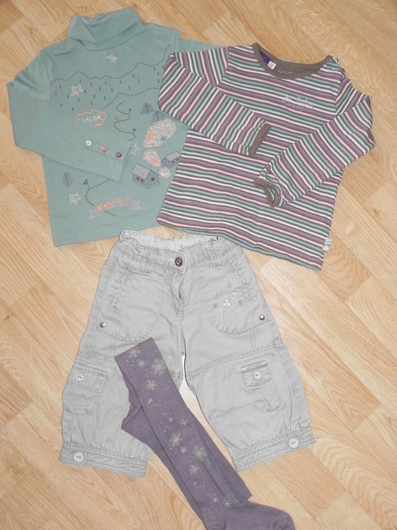 Ensemble 5 ans Sergent Major 14€