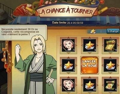 La Chance à Tourner