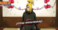 Deidara Naruto Online FR