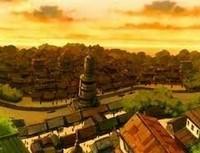 Village caché de la Brume  Kiri