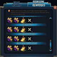 season rewards naruto online