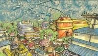 village-de-Konoha-ninja