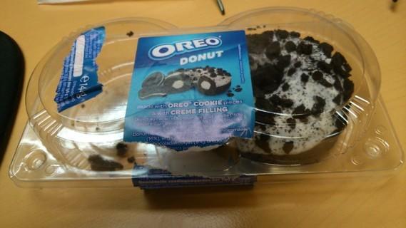 Donuts Oréo ^^