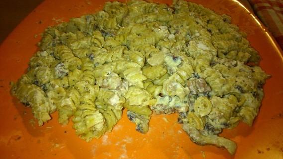 Pâtes carbo au Cookéo avec ma chérie