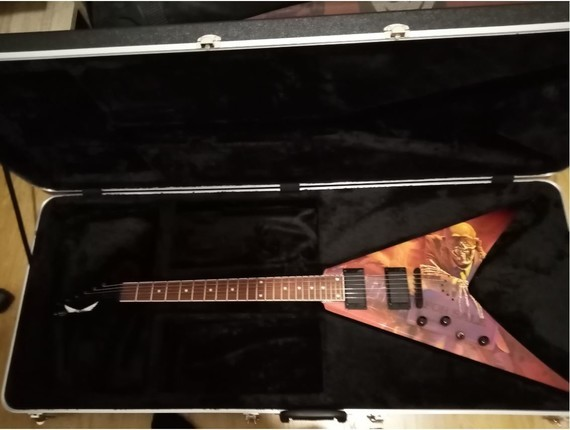 Dean PS LH Signature Dave Mustaine