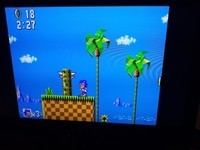 Sonic sur Master System II