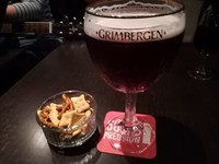Grimbergen rouge le mercredi soir