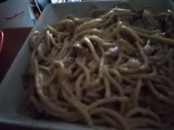 Spaghettis Carbo ^^