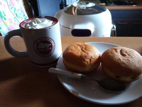 Irish Coffee 28 Mars