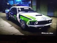 Ford Mustang customisée dans NFS
