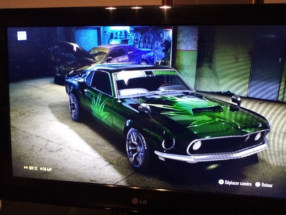 Ford Mustang Cannabis