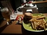 Burger King de dimanche soir ^^