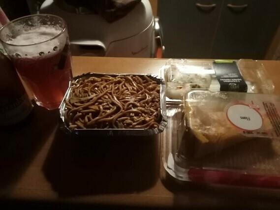 Nouilles Maki Hooegarden rosé