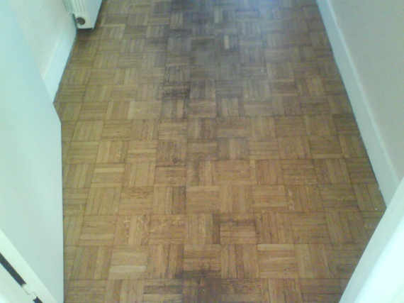 Vitrification parquet sans poncer for Poncer un parquet vitrifie