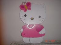 hello kitty deco mural