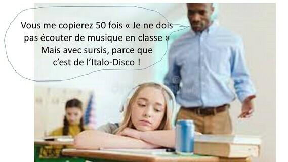 Professeur-élève