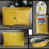 Porte Carte 15 € Dragon jaune