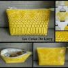 Porte M 8 € Dragon jaune lampions