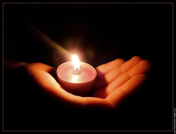 """Résultat de recherche d'images pour """"petites images de bougies pour deuil"""""""