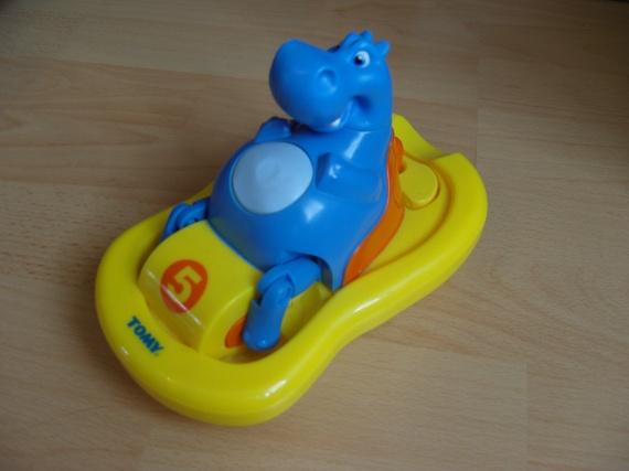 Jouet de bain Hippo 3 euros