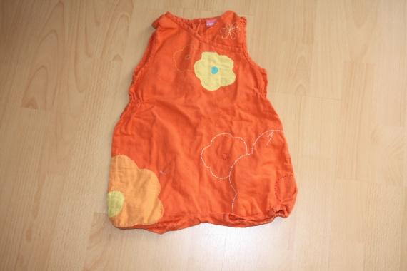 """Salopette"" Orange DPAM: 2 euros MAYALOU29"