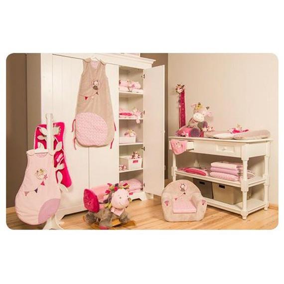 Chambre Bébé Fille - thème MANON ET ALIZEE - Chambre de bébé ...