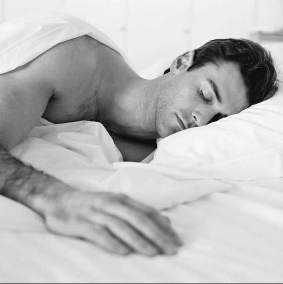 Dormir - N&B