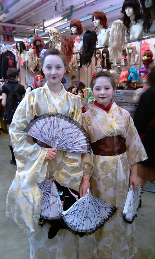 Cosplay Geisha