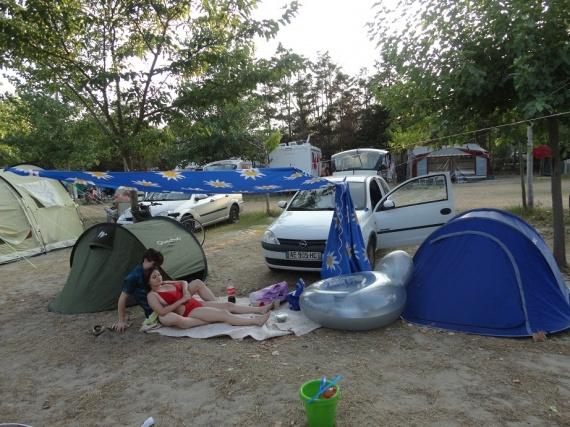 Camping espiguette grau du roi mon quotidien maedre - Camping grau du roi avec piscine ...