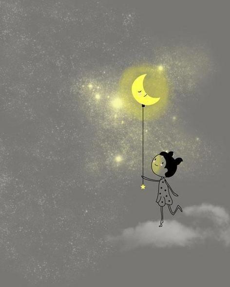 3bbe0d8d3d6acb4625d57b0d2120c22c-night-illustration-luna-moon