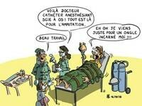 Dessin-humoristique-medecin-et-hopital