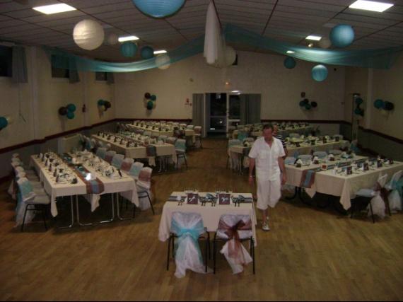 Un centre de table sans fleur salles et d corations for Dans 150 ans