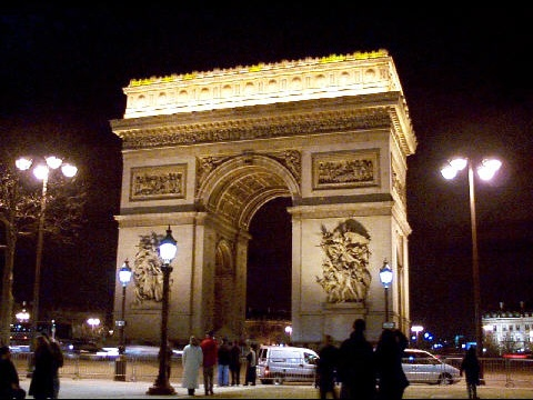 triomphe2 8 eme arrondissement