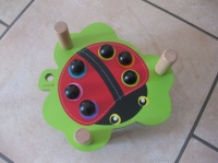 tappe coccinelle