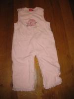 Pyjama polaire : 3€
