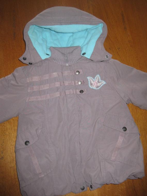Magnifique manteau ORCHESTRA 3A TBE et tout doux : 10€