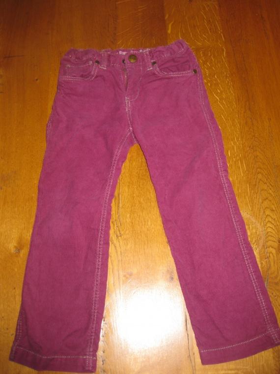 Pantalon velour comme neuf H et M : 5€