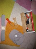 Ensemble malette du petit bricolo : 10€